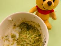 副食小銀魚與大鮭魚蔬菜寶寶粥(7m)❤️