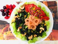 鮭魚沙拉-5分鐘料理