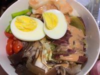 千島醬生菜沙拉
