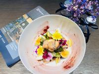 瑞典美食主題-香烤鮭魚茴香溫沙拉