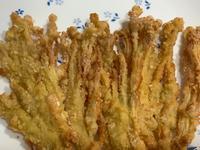 鹽酥金針菇(氣炸)