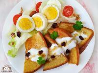 桑菊法式吐司♥取代細砂糖的健康方案