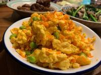 紅蘿蔔炒蛋 升級版