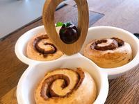 瑞典美食主題-咖啡黑糖肉桂捲