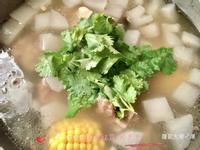 蘿蔔大骨🦴湯