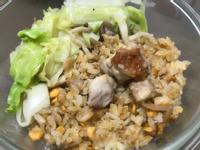 古早味料理-菜圃雞丁炒飯