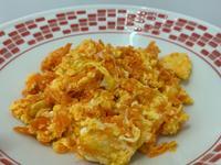 減脂便當菜~紅蘿蔔炒蛋