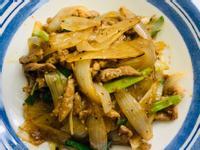 お弁当-200309-黑胡椒洋蔥炒肉絲
