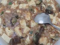 麻辣皮蛋豆腐
