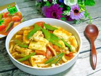 咖哩豆腐 素食