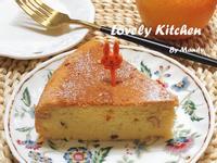 澄香堅果磅蛋糕🍊【免烤箱】
