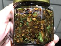 刺蔥柴菇黑豆拌麵醬(全素)