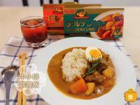 牛小排咖哩飯 燉煮【S&B金牌咖哩塊】