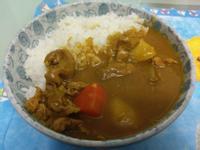 黃金豬肉咖哩飯