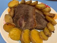 頂級嫩肩里肌牛肉🥩(冷凍直接煎)