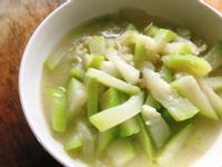 超簡單懶人料理:蝦皮蒜香瓠瓜