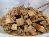 豆乾香菇炒肉燥