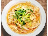 茄汁鯖魚湯麵