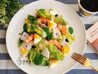 香檸海鮮沙拉