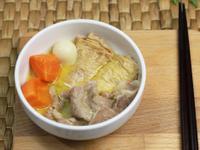 【湯瑪仕上菜】 -「牛」脂白玉鮮奶鍋