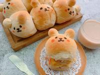 🐻熊寶包手撕麵包(基礎麵糰)