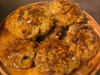 金針菇漢堡排(簡易版)
