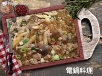 雙菇炒冬粉