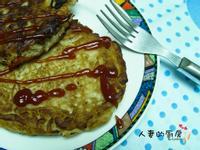 「亨氏番茄醬 100% 純天然」蘿蔔絲煎餅