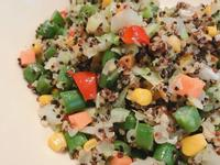 綜合蔬菜炒藜麥