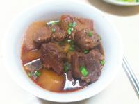 鑄鐵鍋~白蘿蔔燉牛肉