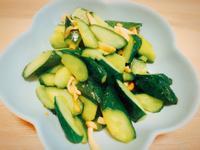 清炒小黃瓜~簡單的好好吃