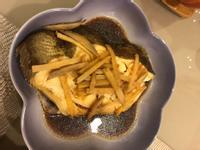 單純的美味,清蒸鱈魚