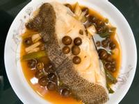 電鍋料理-破布子清蒸鱈魚🐟