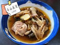 剝皮辣椒菇菇雞湯(電鍋簡易版)