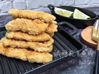 鹹酥虱目魚柳【免油鍋版】