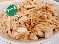 低卡養生減肥餐-和風山藥菇菇雞