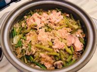MASAの白酒鮭魚奶油炊飯