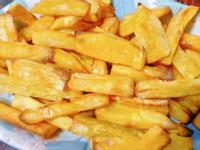 【氣炸鍋】天然好吃地瓜薯條