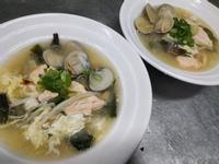 滿料海鮮味噌湯
