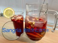 超簡單 西班牙紅酒汽水 Sangria