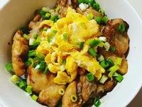 氣炸鍋料理~日式燒烤雞肉丼