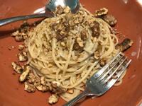 藍芝意粉Bluecheese pasta
