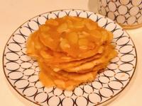 簡單手做法式杏仁瓦片