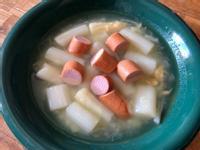 白蘆筍馬鈴薯濃湯