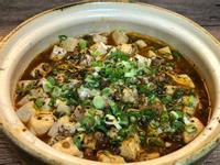 麻婆豆腐(影片示範)