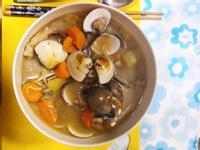 蛤蜊大酱汤