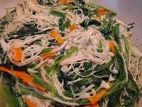 金針菇菠菜