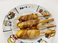 【氣炸】菠蘿豚肉串