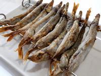 【氣炸鍋】柳葉魚
