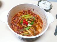 韓式辣拌豆腐🍜